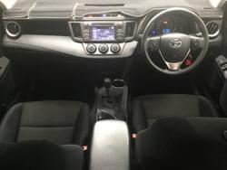 2014 Toyota RAV4 GX ASA44R MY14 AWD Grey