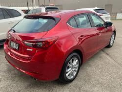 2018 Mazda 3 Maxx Sport BN Series Red