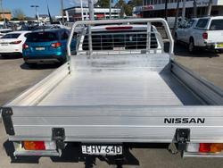 2020 Nissan Navara ST D23 Series 4 4X4 Dual Range White