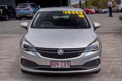 2017 Holden Astra R BK MY17 Nitrate
