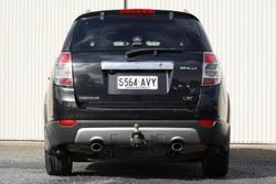 2013 Holden Captiva 7 LX CG Series II MY12 AWD Black