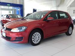 2013 Volkswagen Golf 90TSI 7 Red