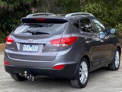 2010 Hyundai ix35 Highlander LM MY11 AWD Grey