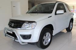 2018 Suzuki Grand Vitara Navigator JB 4X4 Dual Range White
