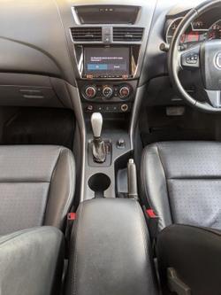 2017 Mazda BT-50 GT UR 4X4 Dual Range Blue