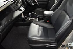 2016 Toyota RAV4 Cruiser ASA44R AWD Silver Pearl