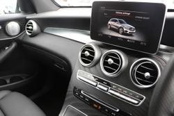 2018 Mercedes-Benz GLC-Class GLC250 d X253 Four Wheel Drive Silver