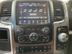 2020 RAM 1500 Laramie DS MY20 4X4 Dual Range Grey