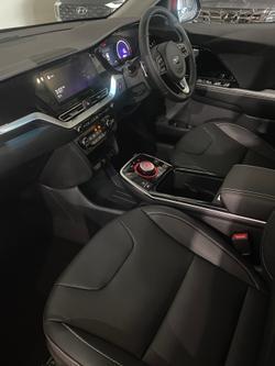 2021 Kia Niro EV Sport DE MY21 Red