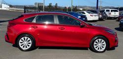 2020 Kia Cerato S BD MY21 Red