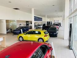 2021 Volkswagen Tiguan 132TSI Comfortline Allspace 5N MY21 Four Wheel Drive Grey