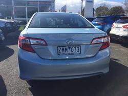 2012 Toyota Camry Altise ASV50R Blue