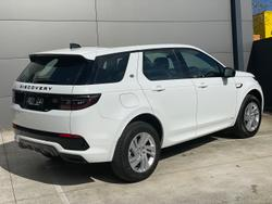2021 Land Rover Discovery Sport P200 R-Dynamic S L550 MY21 4X4 Constant Fuji White