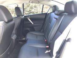2012 Mazda 3 SP20 SKYACTIV BL Series 2 Silver