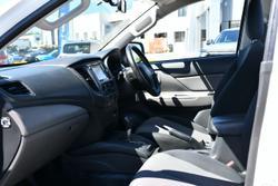 2017 Mitsubishi Triton GLX MQ MY18 White