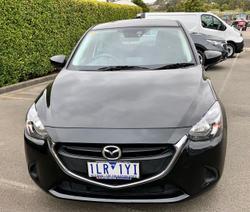 2017 Mazda 2 Maxx DJ Series Black