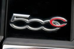 2014 Fiat 500 Lounge Series 1 Pompei Grey