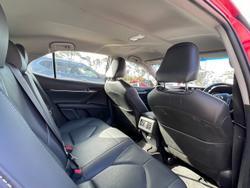 2018 Toyota Camry SX ASV70R Red