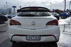 2015 Holden Astra GTC Sport PJ MY15.5 Summit White