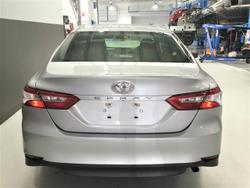 2018 Toyota Camry Ascent ASV70R Silver