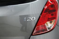 2013 Hyundai i20 Active PB MY14 Ember Grey