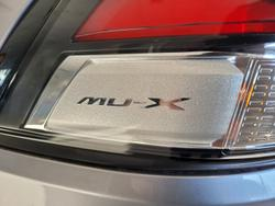2021 Isuzu MU-X LS-M MY21 Mercury Silver