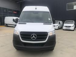 2021 Mercedes-Benz Sprinter 414CDI VS30 Arctic White