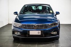 2021 Volkswagen Passat 162TSI Elegance B8 MY21 Blue