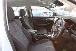 2020 Mazda BT-50 XTR TF 4X4 Dual Range White