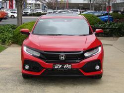 2017 Honda Civic VTi-L 10th Gen MY17 Red