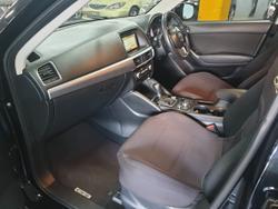 2015 Mazda CX-5 Maxx Sport KE Series 2 AWD Black