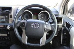 2010 Toyota Landcruiser Prado GXL KDJ150R 4X4 Constant White