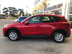 2013 Mazda CX-5 Maxx Sport KE Series MY13 Red