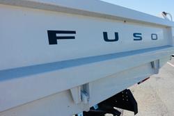 2021 Fuso Canter 815 Tipper White