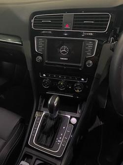 2015 Volkswagen Golf R Wolfsburg Edition 7 MY16 Four Wheel Drive Blue