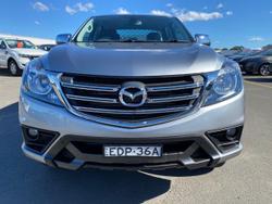 2019 Mazda BT-50 XTR Hi-Rider UR Silver
