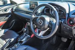 2016 Mazda CX-3 sTouring DK Grey
