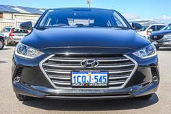 2016 Hyundai Elantra Active AD MY17 Black