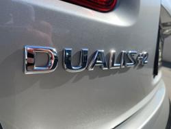 2010 Nissan Dualis +2 ST J10 Series II MY10 Silver