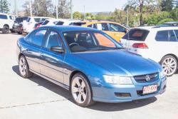 2005 Holden Commodore Executive VZ Blue
