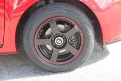 2016 Renault Clio Authentique IV B98 Red