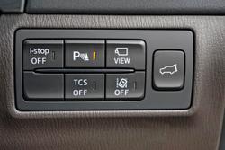 2021 Mazda CX-9 Azami TC Blue