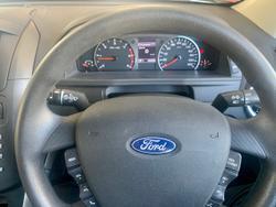 2015 Ford Territory TX SZ MkII White