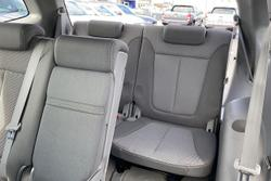 2006 Hyundai Santa Fe SLX CM MY07 4X4 On Demand Black