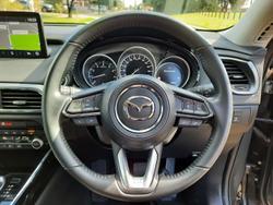 2020 Mazda CX-9 Touring TC Machine Grey