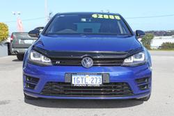 2016 Volkswagen Golf R 7 MY16 Four Wheel Drive Blue
