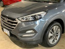 2018 Hyundai Tucson Active X TL MY18 Grey