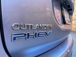 2014 Mitsubishi Outlander PHEV Aspire ZJ MY14.5 AWD Silver