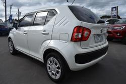 2018 Suzuki Ignis GL MF White