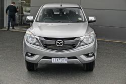 2016 Mazda BT-50 XTR UR 4X4 Dual Range Silver